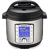 Instant Pot Olla a presión eléctrica DUO EVO PLUS 5.7L. 10 funciones en 1: esterilizador, olla de cocción lenta, olla arrocera, máquina de hacer granos, vaporera, saltead