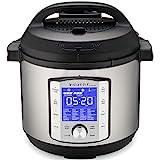 Instant Pot Olla a presión eléctrica DUO EVO PLUS 5.7L.10 funciones en 1: esterilizador, olla de cocción lenta, olla arrocera, máquina de hacer granos, vaporera, saltead