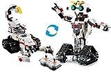 RCTecnic Robot Teledirigido para Montar 2 en 1, Escorpión Juguete Dispara Misiles | Kit Robótica Educativa para Niños | Juegos Electrónicos de Construcción 710 Piezas + 3 Motores