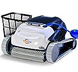 DOLPHIN Maytronics PoolStyle - Robot Limpiafondos de Piscina - Automático - para Piscinas de hasta 8 m - Diseño Ligero y Fácil de Usar - Avanzado Sistema de Escaneo - Garantía de 2 Años