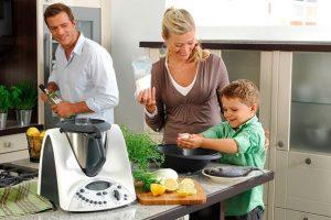 Robots de Cocina y Ollas Programables en www.comprarobot.com