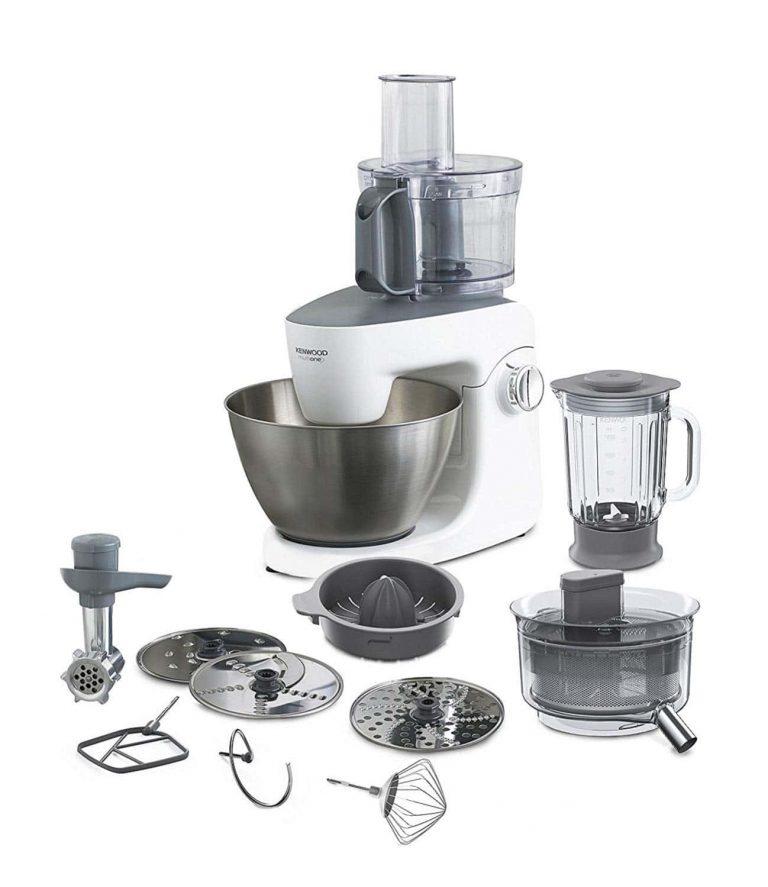 Robot para la cocina Kenwood KHH326 accesorios incluidos, 1000 W