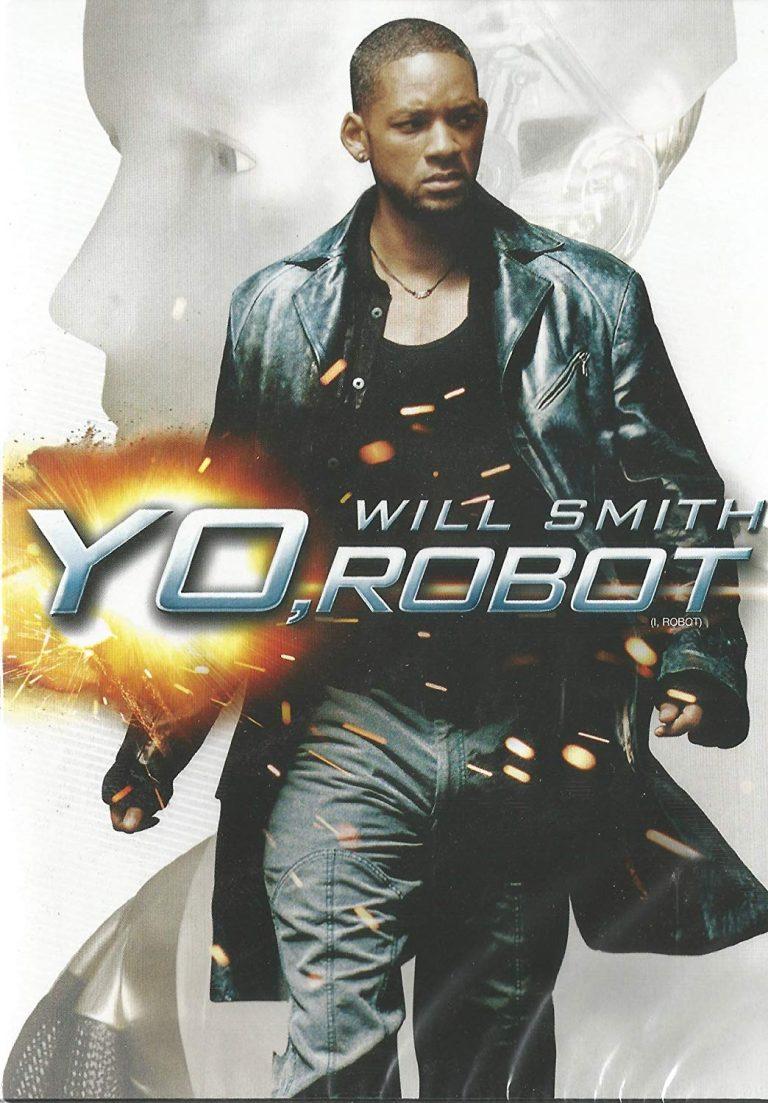 Pelicula Yo Robot Will Smith