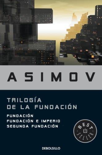 Libro Trilogía de la Fundación de Isaac Asimov