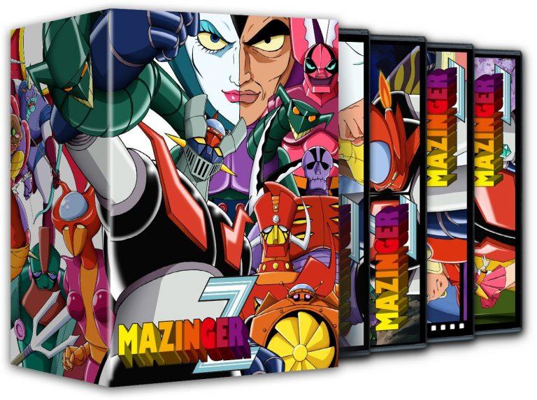 MAZINGER Z serie de televisión del Robot más famoso ahora en www.comprarobot.com