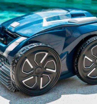 Limpiafondos de piscina Zodiac profesional robot automatico de limpieza de fodo y de paredes de piscina www.comprarobot.com tienda online comprar oferta barato de robotica de limpieza para piscinas y jardin