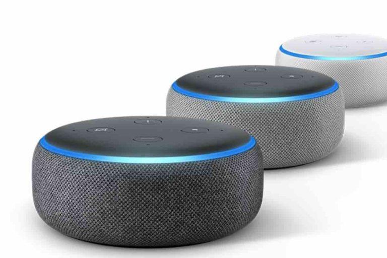Comprar altavoz inteligente Amazon Echo con Alexa www.comprarobot.com asistente personal echo con Alexa integrado comprar oferta al mejor precio