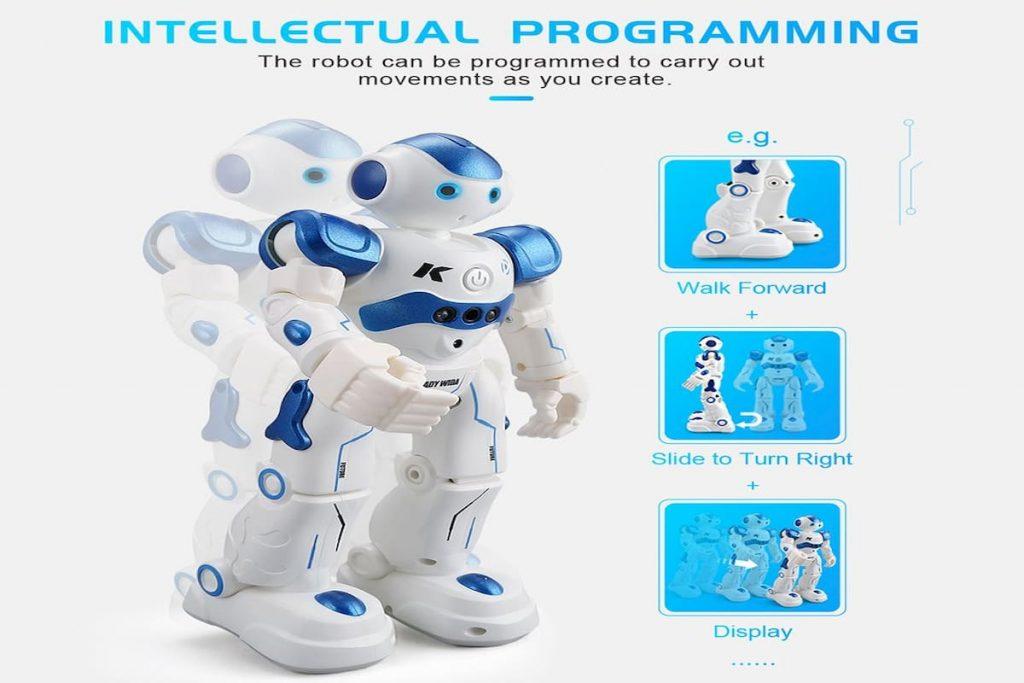 Robótica con Inteligencia artificial, robots inteligentes programables, robots con inteligencia artificial comprar robots con IA en www.comprarobot.com I.A. tienda online de robótica barata juguetes para adultos y niños