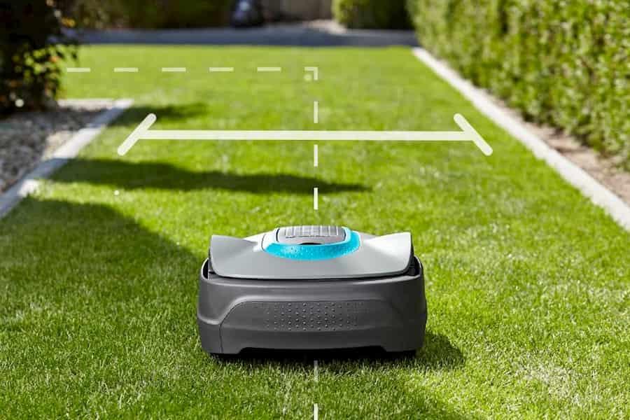 Robot cortacesped gardena sileno segadora cortadora de cesped automatico comprar al mejor precio ofertas tienda online www.comprarobot.com